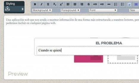 Dialective – Crea diagramas interactivos para mostrar información en tu sitio web | Eskola  Digitala | Scoop.it