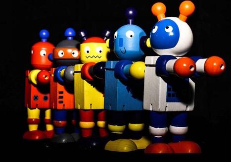 Algoritmisch management: Taylorisme 2.0 rukt op. - ManagementSite | Futurewaves | Scoop.it