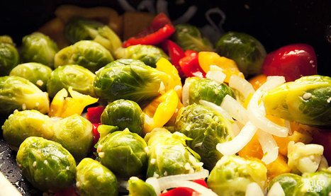 Asian Stir-Fried Brussels Sprouts | Paleo Leap | Nutrition | Scoop.it