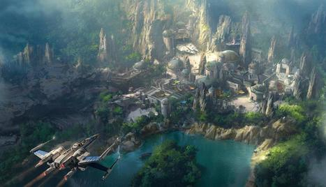 Disneyland Is Developing Star Wars VR Rides | Sci-Fi Talk | Scoop.it