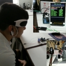 Mini Arduino Portable EEG -  Brain Wave Monitor + | Arduino&Raspberry Pi Projects | Scoop.it