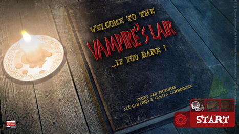 App Shopper: Vampire - Kids Story Book - scary and fun storytelling (Education) | The Digital Door | Scoop.it