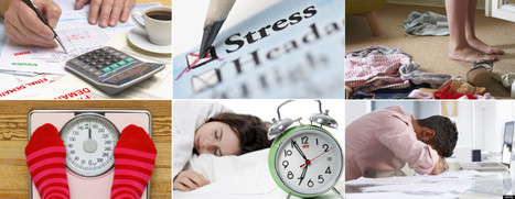 HuffPost Survey Reveals Staggering Stress Levels Among Americans | Stress | Scoop.it