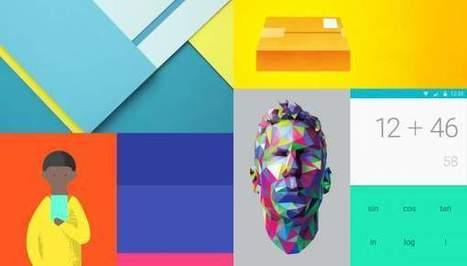 App and Web Design using Google Material Techniques | Web Development and Design | Scoop.it