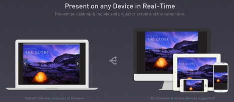 Preso.tv - present on any device | Digital Presentations in Education | Scoop.it