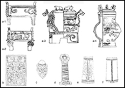 Antiquity Vol 87:335, 2013 pp 121-136 - Xiaolong Wu - Cultural hybridity and social status: elite tombs on China's Northern Frontier during the third century BC | Kaogu | Scoop.it