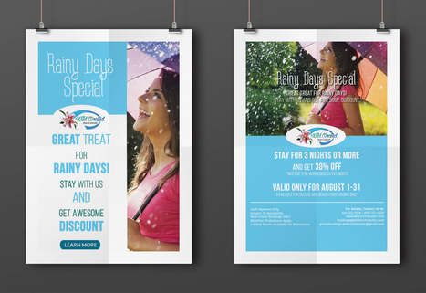 Promo Advertisement Graphic Design and Layout | Mance Creative - Graphic and Website Design | Scoop.it