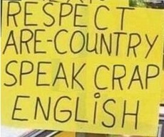 BREAKING - far-right groups join forces in all-out campaign against English spelling | Welfare, Disability, Politics and People's Right's | Scoop.it