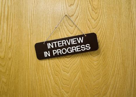 ¿Cómo te preparas para una entrevista de trabajo?   Entrenamiento de vendedores   Scoop.it