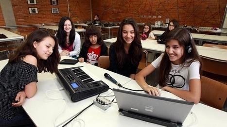 Em escolas de SP, aula de laboratório une pipetas a bluetooth | Linguagem Virtual | Scoop.it