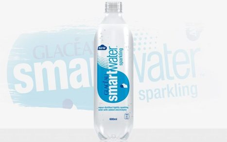 Coca-Cola European Partners add sparkling Glacéau Smartwater | Innovation Food | Scoop.it