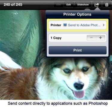 Using Physical and Virtual Printers with iPads - iPads in Education | iPads in School | Scoop.it