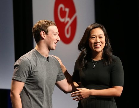 Facebook CEO Mark Zuckerberg and wife Dr. Priscilla Chan to invest at least $3 billion to cure diseases | Entrepreneurship, Innovation | Scoop.it