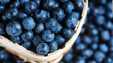 Stress eating helps, when they're these superfoods - CNN | Weight Loss News | Scoop.it