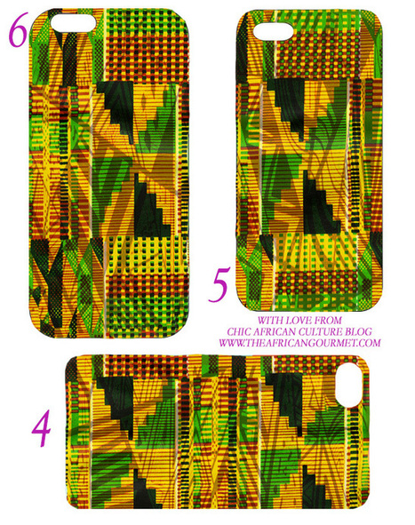 DIY African Print Phone Cases That You Can Make | Chic African Culture | Afrodizziak | Scoop.it