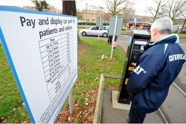 Price inelastic demand: Deterring use our raising revenue? Hospital parking charges set to rise | #ECON1 | Scoop.it