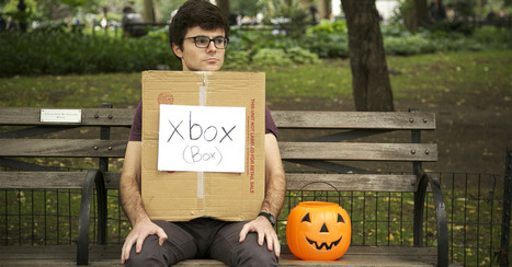 11 Easy Tech-Inspired Halloween Costumes | Business Management | Scoop.it