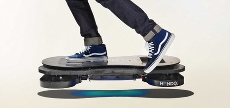 3D Printing Will Help Bring Us An Actual Hoverboard in 2015 – Interview With Arx Pax CEO Greg Henderson | #Innovation | Scoop.it