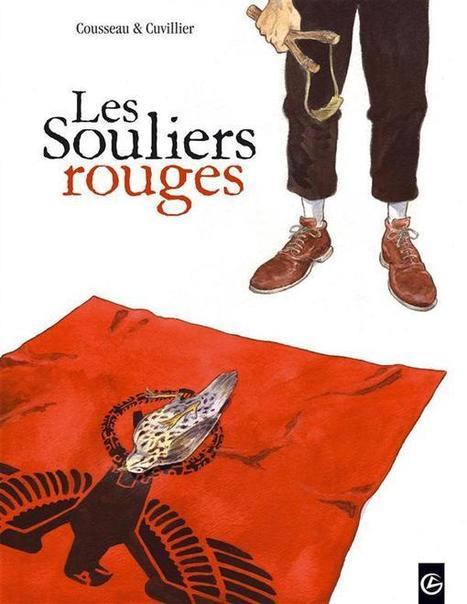 Les Souliers rouges Tome 1 - 1944 #Bretagne #BD #Histoire   Romans régionaux BD Polars Histoire   Scoop.it
