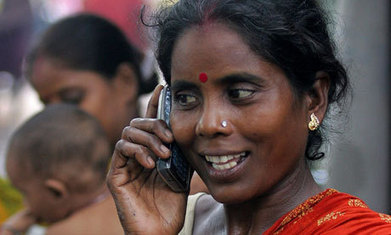 Indian village bans unmarried women from using mobiles | A Voice of Our Own | Scoop.it