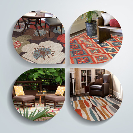 Jaipur Rugs – A Medley of Colors | Colorful World of Area Rugs | Scoop.it