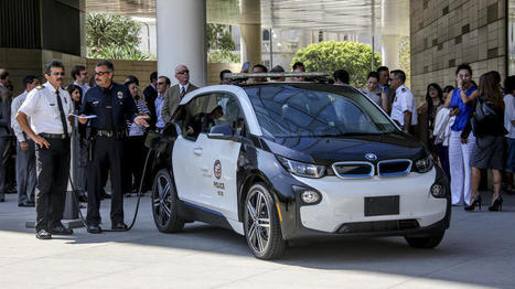 Los Angeles gets greener with promise to lease more electric vehicles | Electric Vehicles | Scoop.it