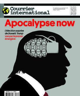 Courrier international N°1358 - 10 novembre 2016 | La presse au CDI du lycée | Scoop.it