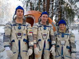 In Kazakhstan, cosmonauts must go through winter wilderness training to survive reentry | Space matters | Scoop.it