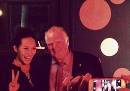Toronto Mayor Rob Ford campaigns at downtown nightclub | Media Relations Articles: Rob Ford | Scoop.it