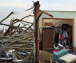 Riding out US tornado in a walk-in freezer: a survivor's tale | Sustain Our Earth | Scoop.it
