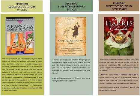 Blog da Biblioteca Escolar do Agrupamento de Escolas de Vila Flor ... | Pelas bibliotecas escolares | Scoop.it