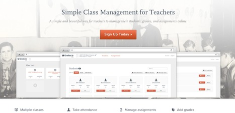 Grades.io - Simple Class Management for Teachers | Eye on Education | Scoop.it