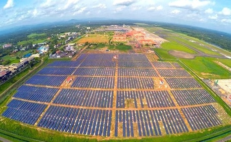 World's First Solar Airport Generates More Power Than It Consumes | RazorBjorn on Airports | Scoop.it