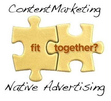 Native Advertising vs. Content Marketing - Business 2 Community | Digital-News on Scoop.it today | Scoop.it