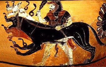 Mythologie grecque: Cerbère | RESSOURCES EN LATIN | Scoop.it