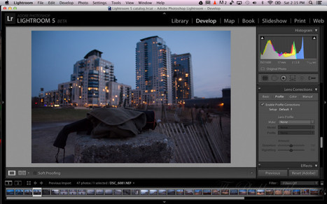Which One? Adobe Photoshop CC or Lightroom 5: An Intro For the Completely New Photographer | Lightroom | Scoop.it