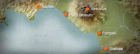 Eruption timeline | Pompeii assignment | Scoop.it