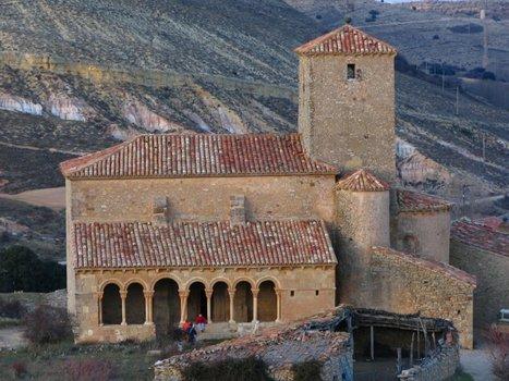 La Arquitectura románica II | Rebollarte | Scoop.it