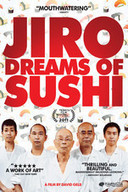 """Jiro Dreams of Sushi"" is only a 99 cent rental on the iTunes Store! 