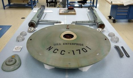 How the Smithsonian is restoring the original USS Enterprise to full 1967 glory | DisruptiveDC | Scoop.it