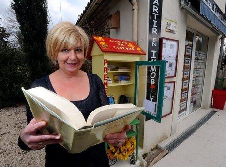 Boîte à livres : l'histoire sans fin | Actualités immobilières | Scoop.it