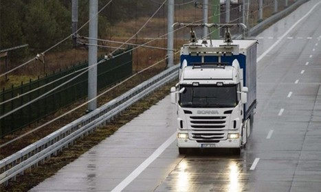 Sweden Opens World's First Electric Highway | Krylbo en del av europa | Scoop.it