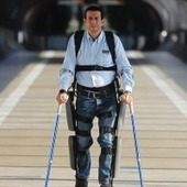 FDA approves revolutionary ReWalk exoskeleton for non-clinical use   leapmind   Scoop.it