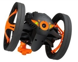 Parrot Jumping Sumo Drone | Drone Kit | Scoop.it