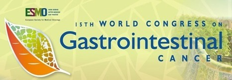 ESMO 15th World Congress in Gastrointestinal Cancer | PharmaExpress | LATEST DEVELOPMENTS IN PHARMA INDUSTRY | Scoop.it
