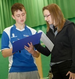 Sport Students Takeover Leisure Centre - The View | Gazelle Student Impact | Scoop.it