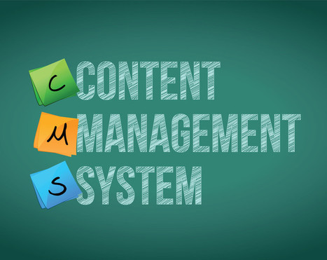 Advantages of a CMS for your Website | Website Tips | Scoop.it
