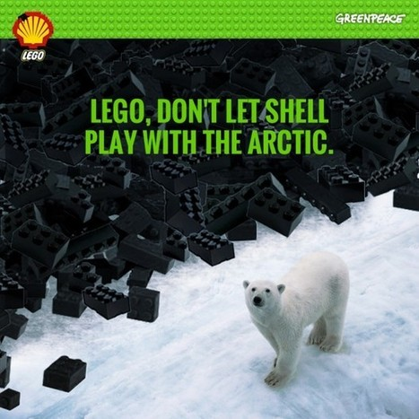 #LEGO responds to #Greenpeace's campaign for them to drop #Shell | Messenger for mother Earth | Scoop.it
