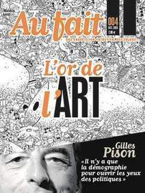 Le marché de l'art sondé par un magazine exigeant | Au Fait Magazine | Scoop.it