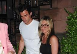 Jennifer Aniston: Fiancé Justin Theroux broke my toe! | MORONS MAKING THE NEWS | Scoop.it